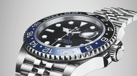 rolex GMT II batman