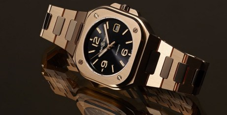 BR05-auto-gold-steel bell and ross