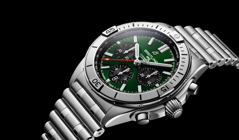 Breitling chronomat bentley 2020 edition prices