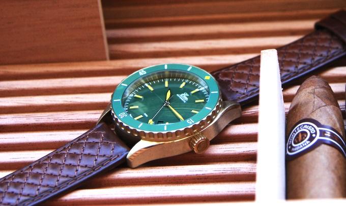 EZA bronze watches 1