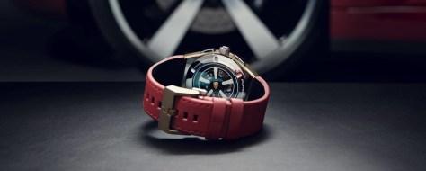 Porsche design chrono 911 watch limited pano