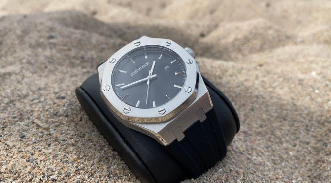Kickstarter Watches: Clockworks Cashmear Offers Custom Options