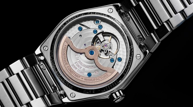 New Frederique Constant Highlife is An Expensive Option