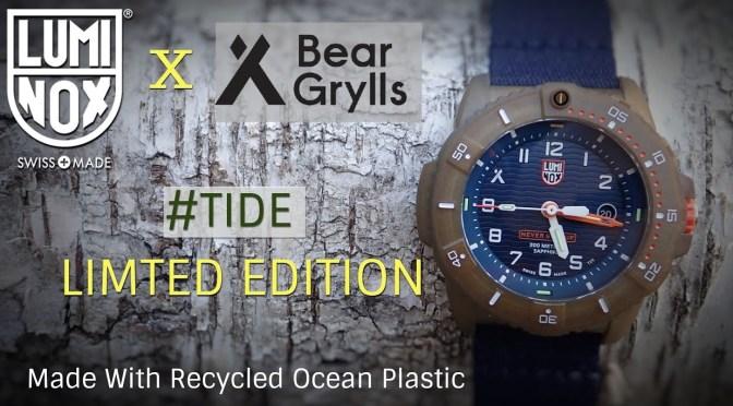 Luminox Bear Grylls Tide X Is An Ocean Lifesaver