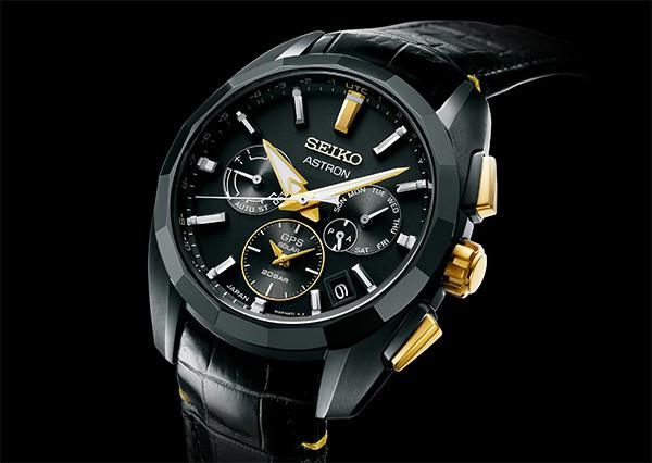 Seiko Astron GPS Solar watch Hattori edition