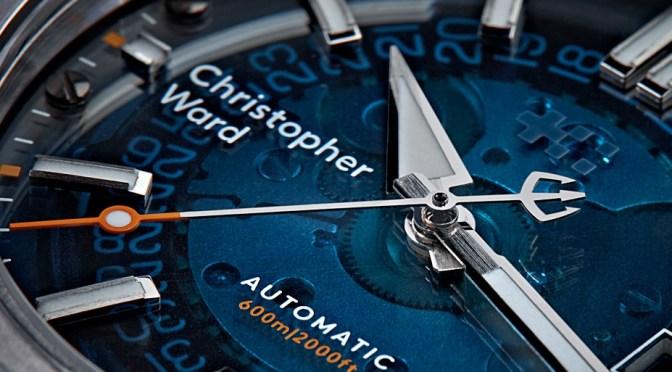 Christopher Ward C60 Sapphire: Deep Blue Magic