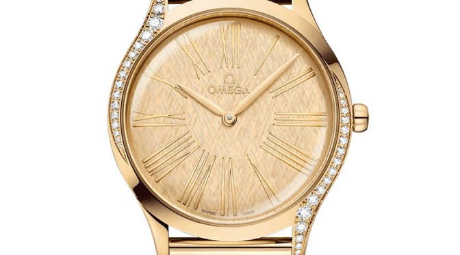 New Omega Tresor Ladies Watches Launched