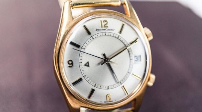 Sir Stirling Moss JLC Watch & Automobilia Sale