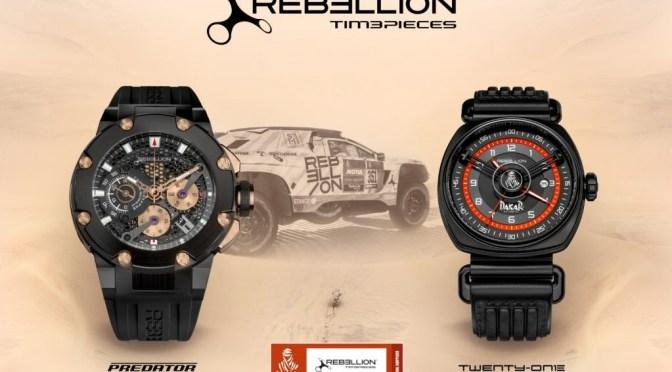 Rebellion Predator – Special Dakar Rally Edition