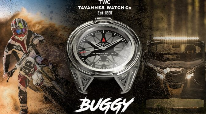 Tavannes Buggy Is a Watch For Adrenaline Junkies