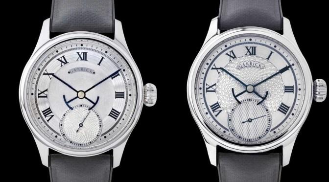 Garrick S4 Is a Watch From The Edwardian Era