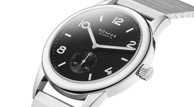 Ltd Edition Nomos Automatics Offer Understated Elegance