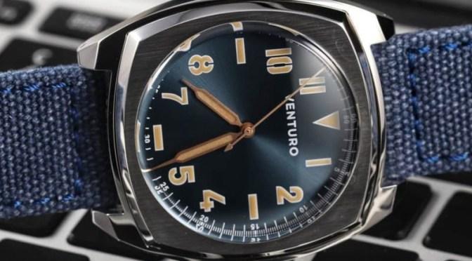 Tool Watch Meets Retro: Gruppo Gamma Field Watch II