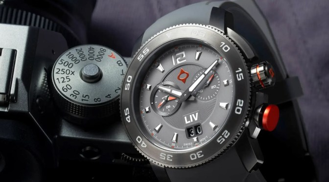 LIV GX Type-D Alarm is A Sporty All-Rounder