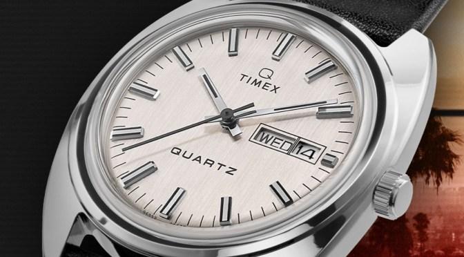 Timex Q 1978 is Pure Starsky & Hutch