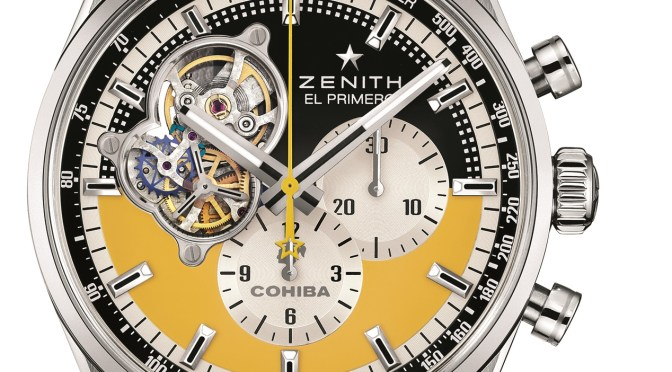 Zenith Cohiba 55: If You Got `em, Light `em