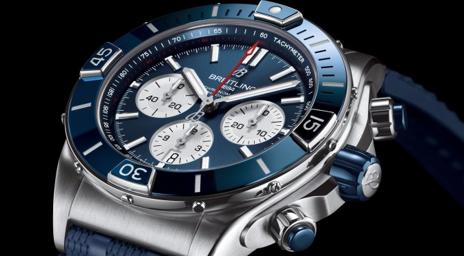 Breitling Chronmat: Three Colours, One Supersized Watch