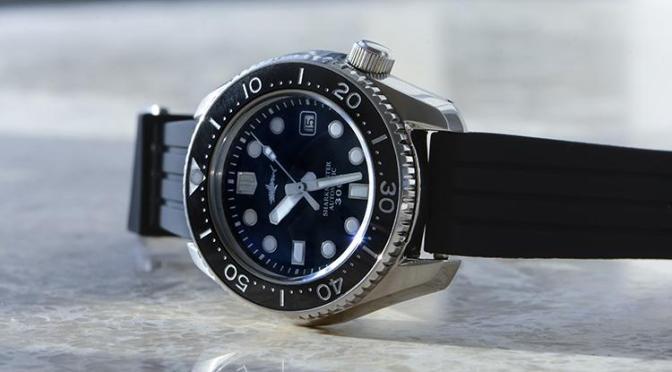 An ETA Movt, 300m Dive Watch for £225? Get Sharkey