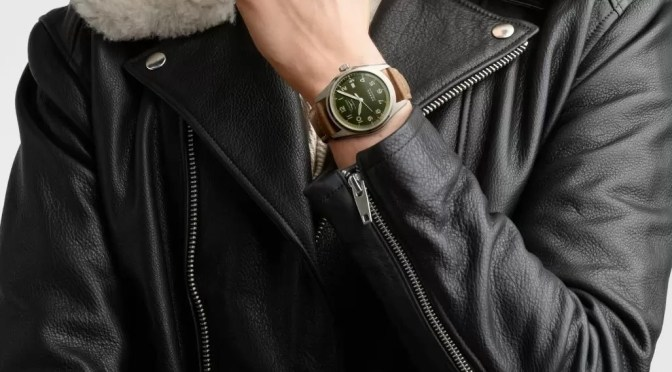 Longines Joins The Green Dial Party