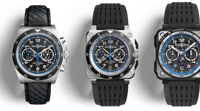 Bell+Ross Renault F1 Collection
