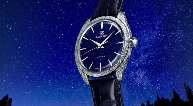 Grand Seiko, With a Sky Full Of Stars