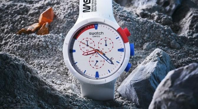 Swatch NASA Collection Has a Bioceramic Edge