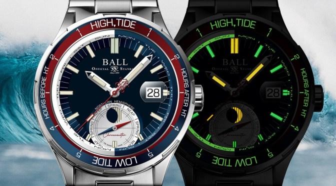 New Ocean Explorer From Ball Watches