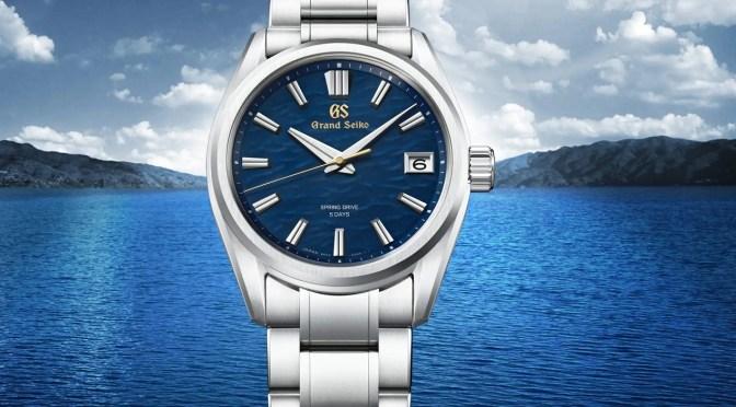 New Grand Seikos: Beauty, Simplicity & Yeah, Expensive