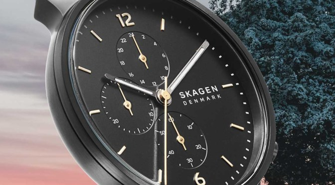 Skagen Ancher: German Minimalism, Without The Price Tag