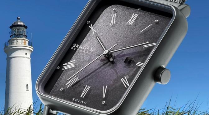 Skagen Ryle Solar Watch – Go Square, It's Hip