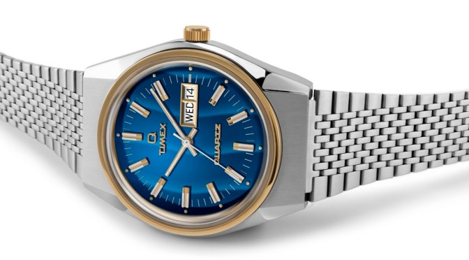 Timex Falcon Eye Makes UK Debut