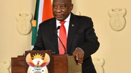 President Cyril Ramaphosa moves South Africa to lockdown level 2