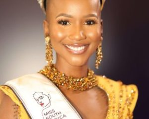 Shudufhadzo Musida crowned Miss South 2020