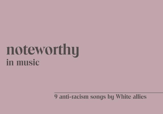 anti racism songs