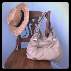 hat purse