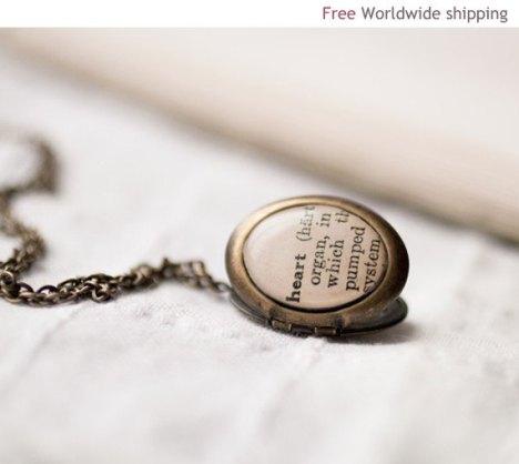 Gorgeous locket- please?