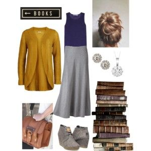 Outfits created on Polyvore