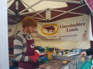 Lincolnshire stall