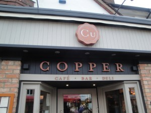 Copper in West Bridgford