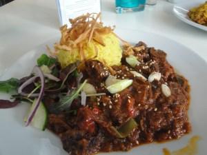 Mutton in Berbere Spice