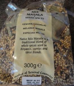 Mixed Masala