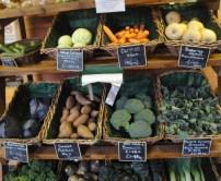 Hawkers Farm Vegetables