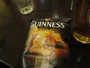 Guinness Crisps