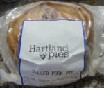 Hartland Pulled Pork Pie