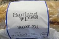 Hartland Pies Sausage Roll