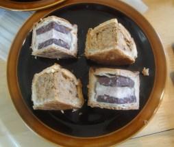 Hartland Pies quartered