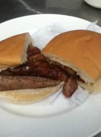 Sausage Cob