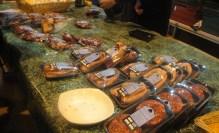 Chestnuts Meats Produce