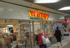 Wimpy in Nottingham