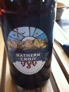 Hathern Cross Beer